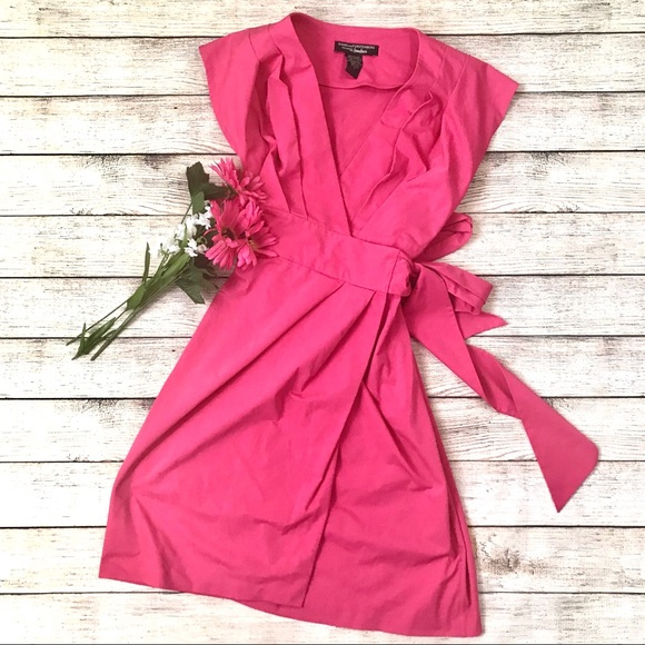 5788e1c19 Diane Von Furstenberg Dresses | Neiman Marcus Dvf Wrap Dress 6 ...